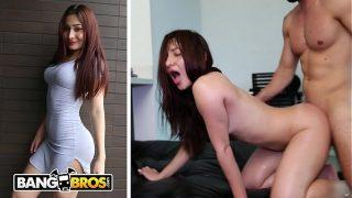 Melissa Chacon fa la sua prima scena porno xxx italiani